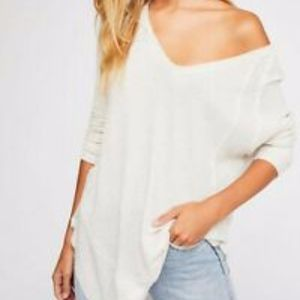 We The Free Catalina Thermal Top Oatmeal S